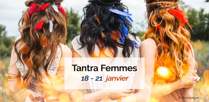 Annonce Stage Tantra Femmes