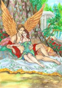 Eros et Psyché