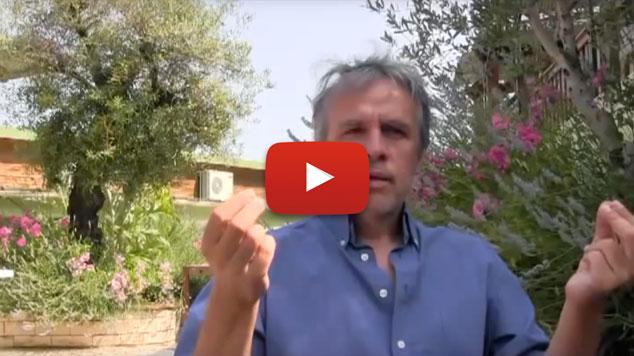 Jacques Ferber interviewé par Ana Sandrea